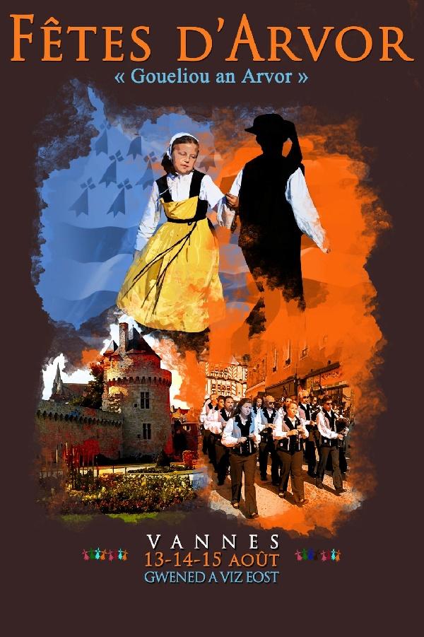 Un grand rassemblement à Vannes consacré à la culture bretonne