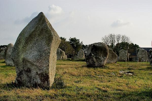 Alignement de Carnac (site du Menec)