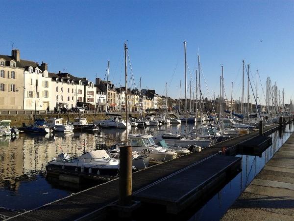 Vannes - Le port